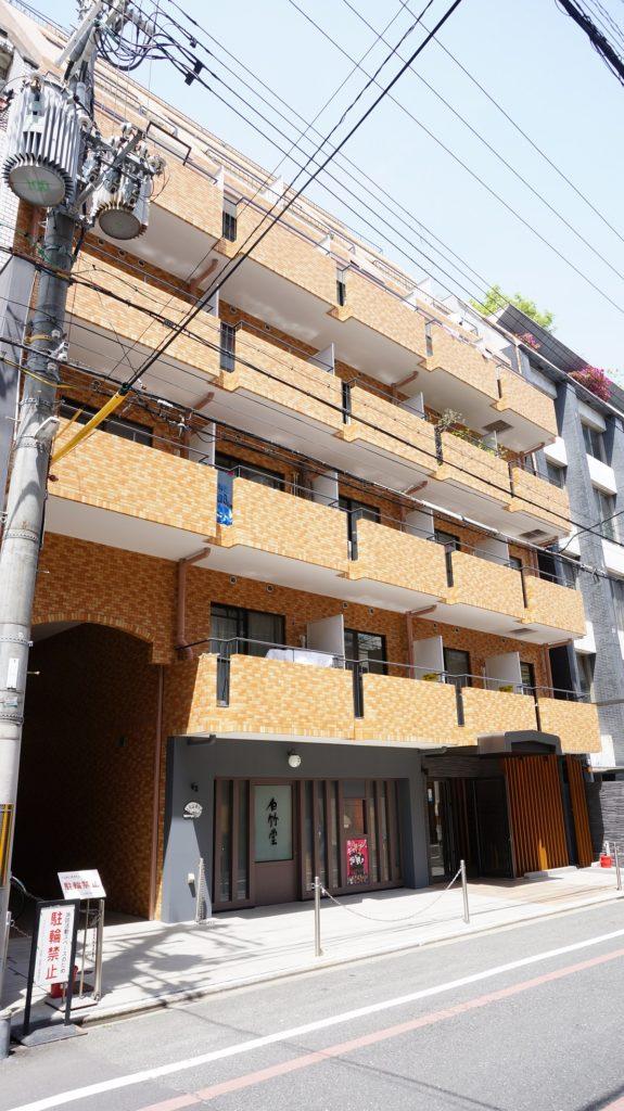 ライオンズマンション京都三条第三401号室