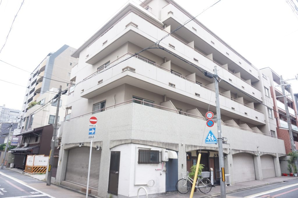 Kyoto Central Flat