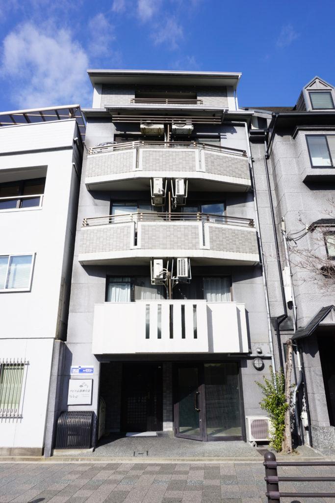 ラピス京都神宮道502号室